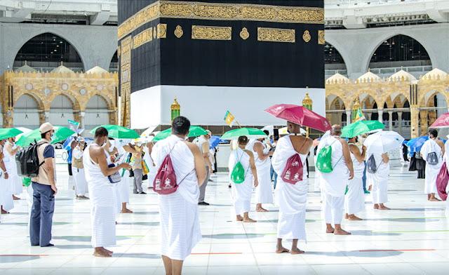 Umroh Kembali Digelar, Arab Saudi Umumkan Syarat-syaratnya