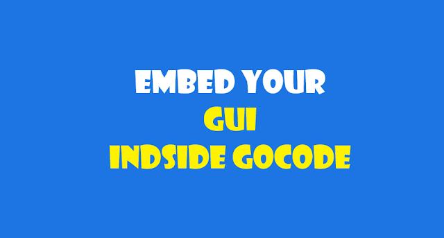 Embed Gui (HTML) Inside Go code