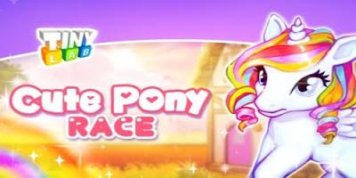 تحميل لعبة سباق بينك بوني Pink Pony Race للكمبيوتر برابط مباشر