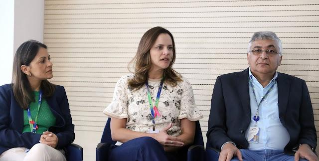 Presidente da Compesa anuncia redução do rodízio de abastecimento de água para Olinda, Paulista, Igarassu e Abreu e Lima