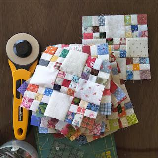#QuiltBee: Omigosh quilt blocks