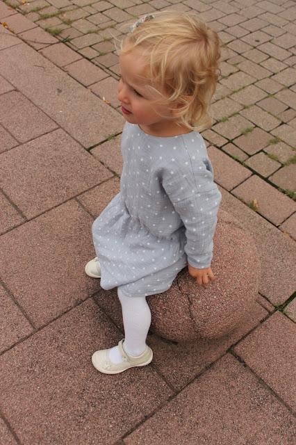 robe corfou,  ikatee, ikatee couture, couture, couture enfant, blog couture, double gaze, rascol