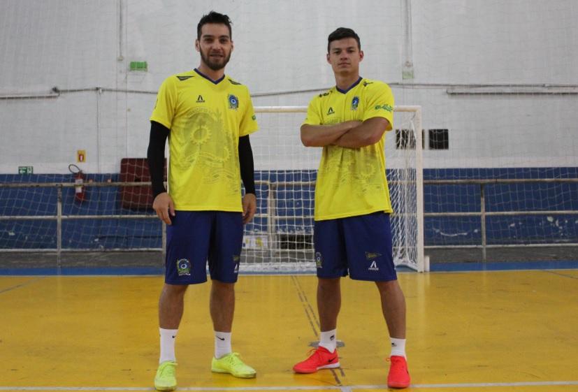 20431bc66c Novo Futsal SJP  São José dos Pinhais Futsal homenageia seleção ...