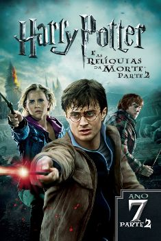 Harry Potter e as Relíquias da Morte: Parte 2 Torrent – BluRay 4K Dual Áudio