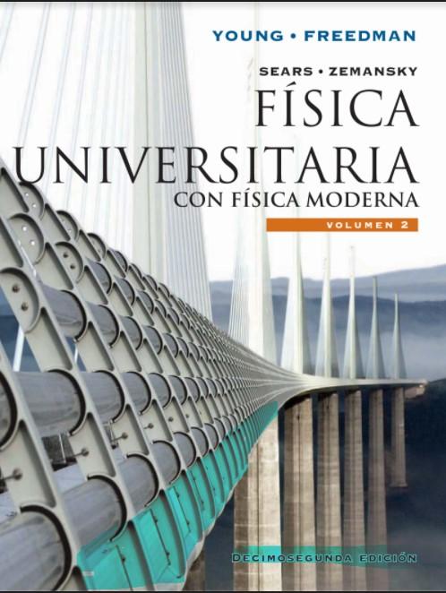 Fisica Universitaria Vol. 2 Young, Hugh D,Freedman, Roger A. en pdf