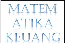Latihan Soal Matematika Keuangan (Bagian 1)