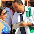 Profissionais orientam a população sobre a melhor maneira de prevenir contra a hanseníase e a tuberculose