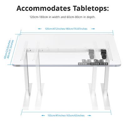 Queres trabalhar e exercitar? Vê esta Xiaomi Urevo U1Treadmill com mesa ajustável!