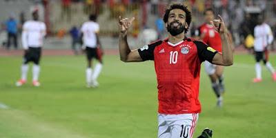 محمد صلاح, منخب مصر, سواتيني,