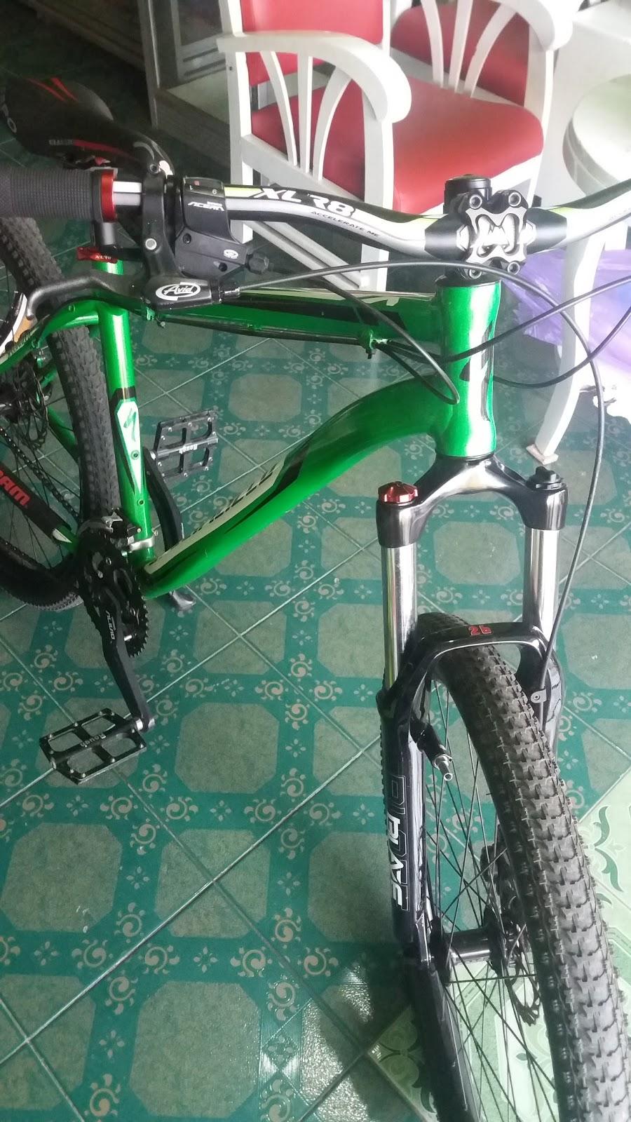 Sepeda Bekas Specialized Hardrock