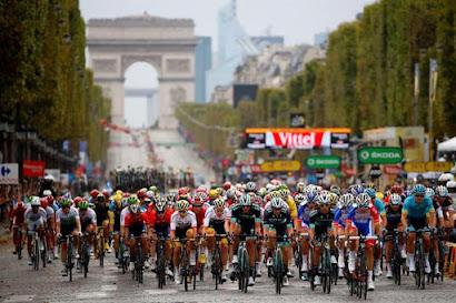 Tour de Francia se retrazará hasta 2022