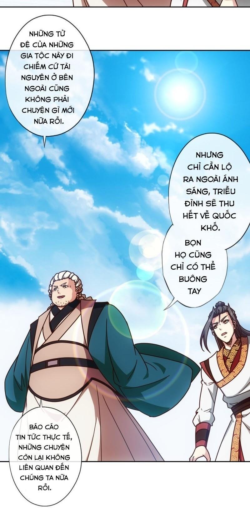 Hồng Thiên Thần Tôn chap 94 - Trang 10