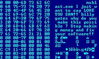 """I LOVE YOU"" could hacked your computer and stealed your data"