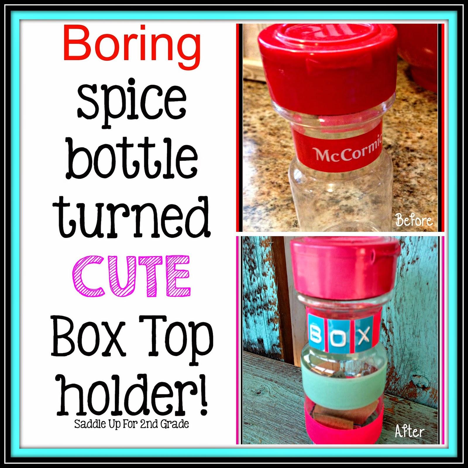 Bright Ideas Box Tops