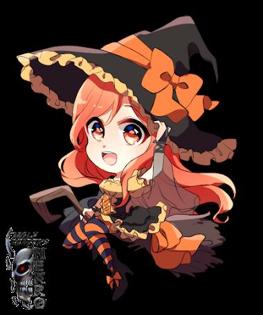 Orihime Inoue - Halloween