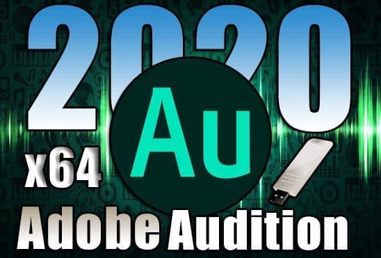 تحميل برنامج Adobe Audition 2020 Portable اخر اصدار نسخة محمولة مفعلة