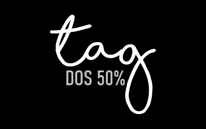TAG dos 50% — 2021