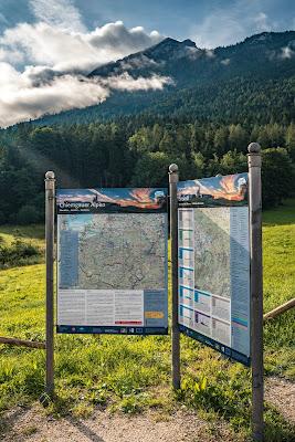 Gamsknogel und Kohleralm  Bergtour Inzell  Wanderung Chiemgauer Alpen 02