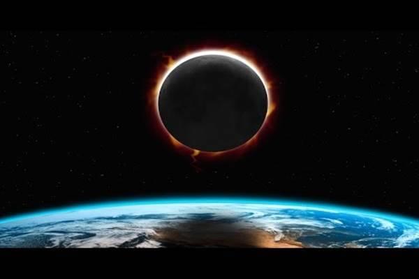 Puncak Gerhana Matahari Cincin di Indonesia Pukul 14.34 WIB Hingga 17.37 WIB