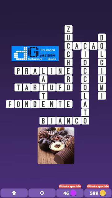Soluzioni One Clue Crossword livello 20 schemi 4 (Cruciverba illustrato)  | Parole e foto