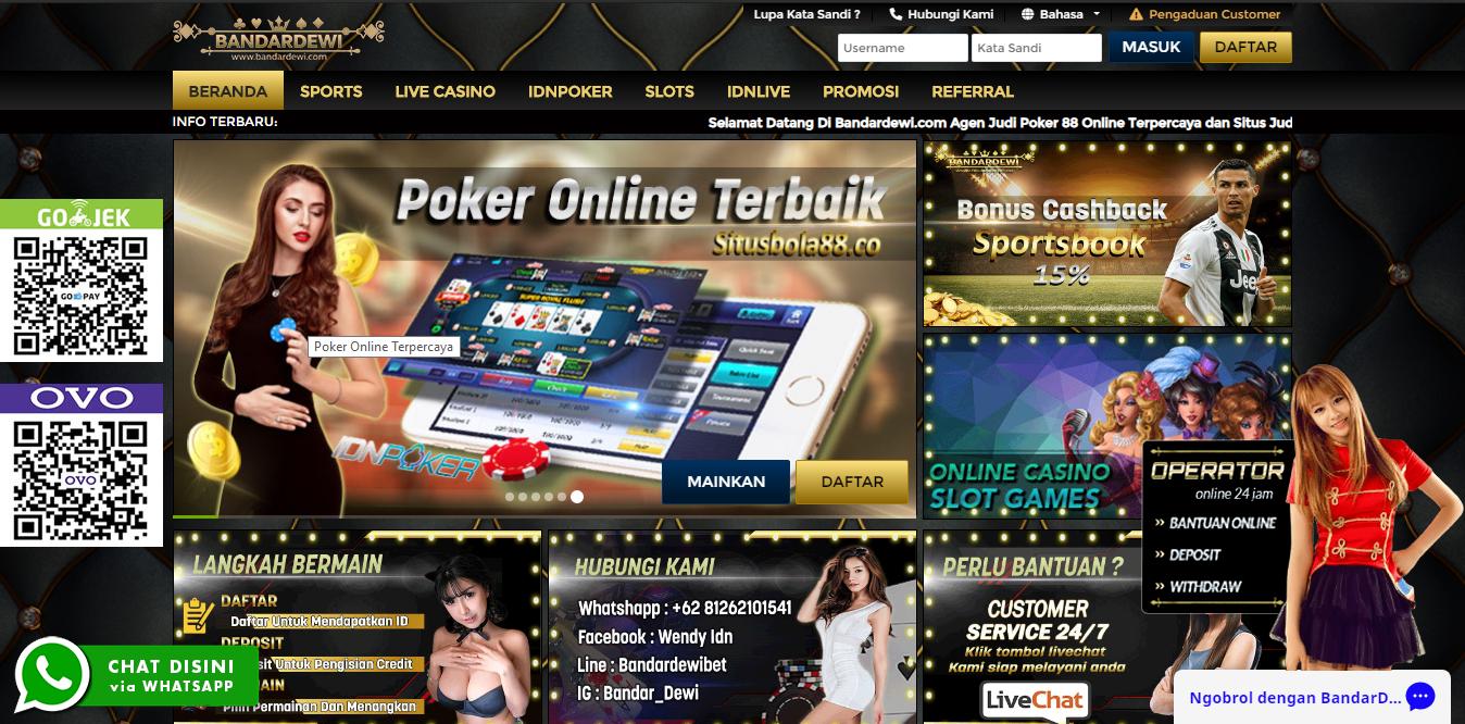 Situs IDN Poker 2019