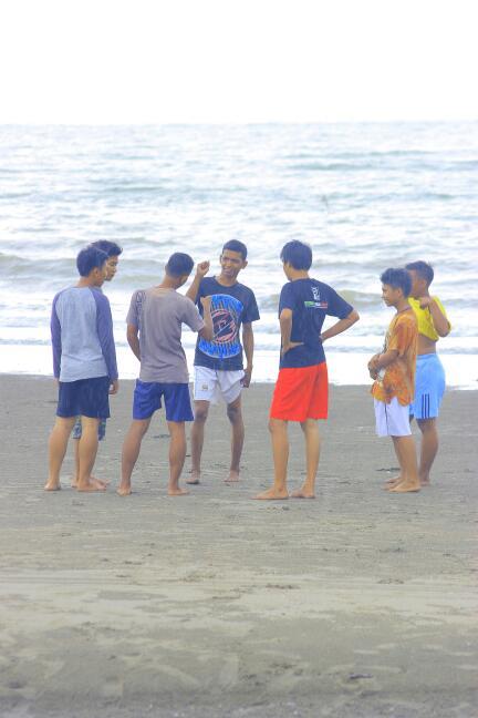 Liburan Lokal Pusong Cium Amp Ketapang Beach
