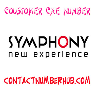 Symphony Customer Care Number