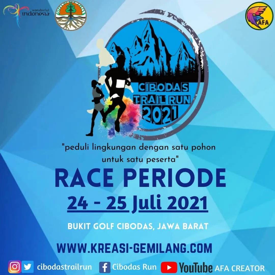 Cibodas Trail Run • 2021