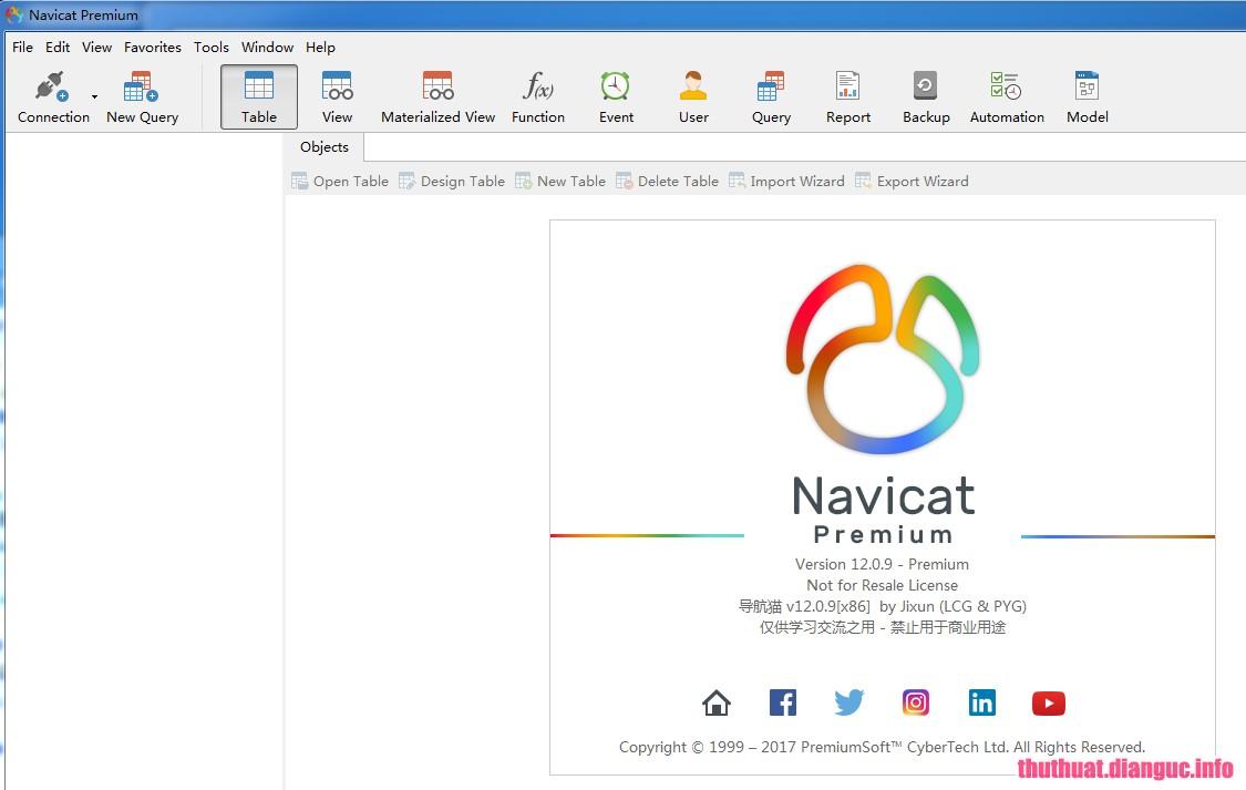 Download Navicat Premium 12.1.19 Full Cr@ck