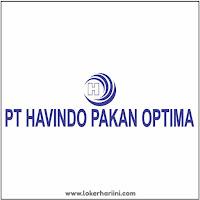 Lowongan Kerja PT Havindo Pakan Optima
