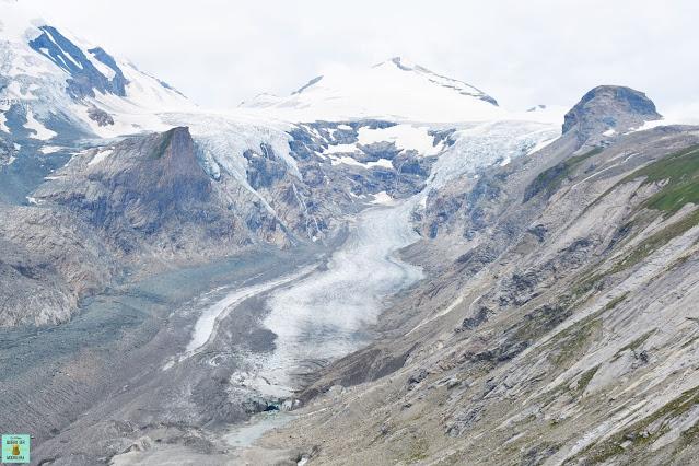 Glaciar Pasterze, Austria