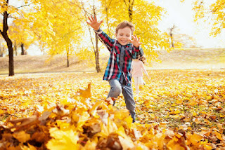 5 Fun Fall Exercises to Get Kids active and healthy