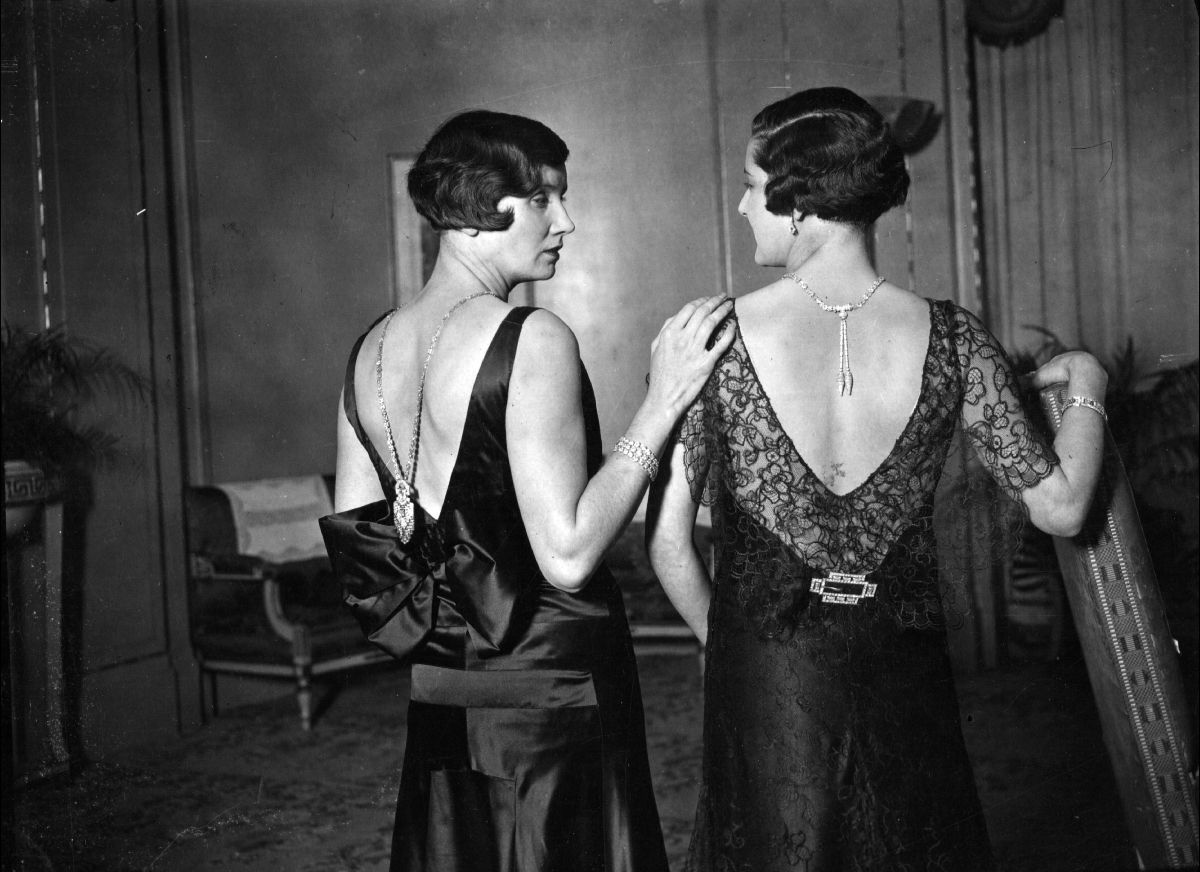 Style In The Jazz Age 20 Vintage Photos Show Beautiful