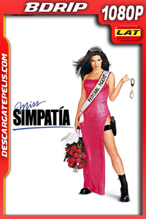 Miss Simpatía (2000) 1080p BDrip Latino – Ingles