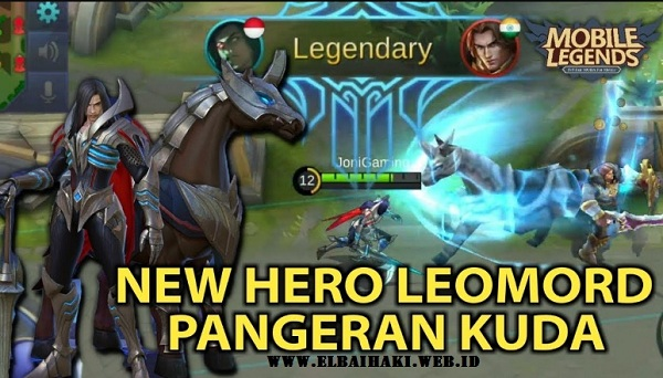 Hero Leomord Mobile Legends