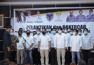 Sah ! Nikho Kapri Pahlevi Terpilih Menjadi Ketua BPC HIPMI Kabupaten Batanghari