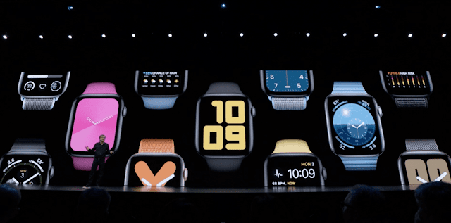 watchOS 6 Bring more apps and features for Apple Watch