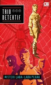 Trio Detektif 8- Misteri Labah-Labah Perak