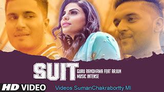 Download Suit - Guru Randhawa Feat. Arjun Full HD Video
