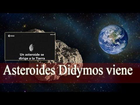 NASA planea estrellarse contra un asteroide y dejarlo fuera de curso, para salvar la Tierra