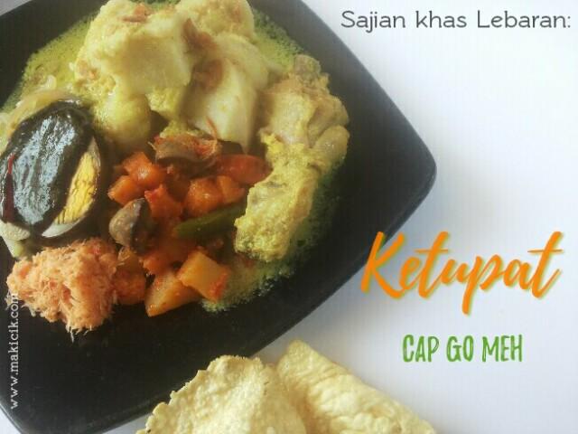 Sajian Lebaran: Resep Telur Petis untuk Ketupat Cap Go Meh