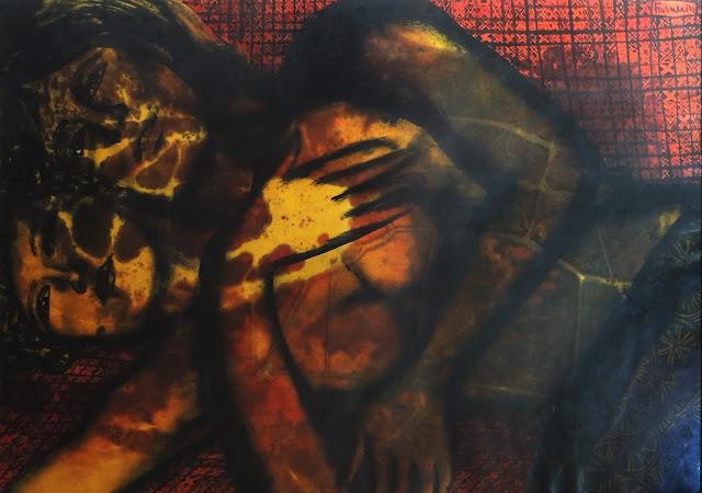 Farnese de Andrade Neto arte contemporáneo figura pareja