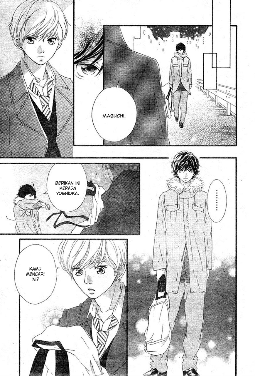Ao Haru Ride Chapter 41-36