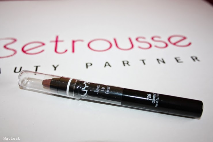 Crayon Jumbo Lip pencil NYX