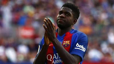 Samuel Umtiti prolongé au Barça