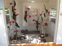 New millennium design, Festival of Flowers - Christchurch Botanic Gardens, New Zealand