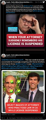 Informing BearClawproductions on twitter that Thomas Althouse is in breach of contract with his partner Tasciotti of Milkyy Media Syndicate. We finish this! yes Tom, we do.