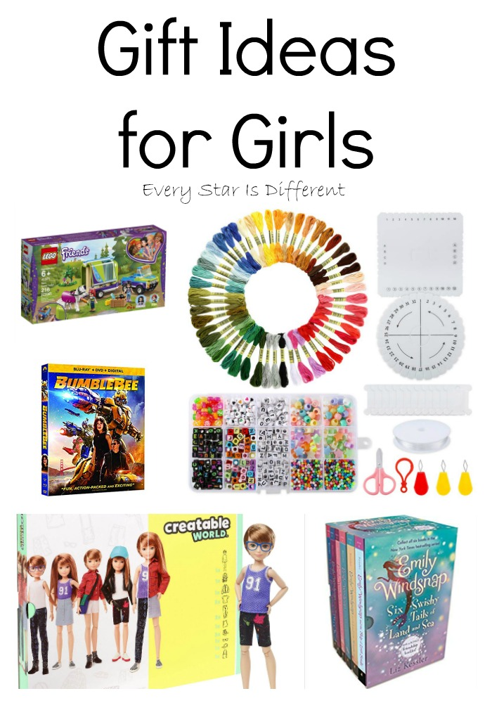 Gift Ideas For Girls Every Star Is Different