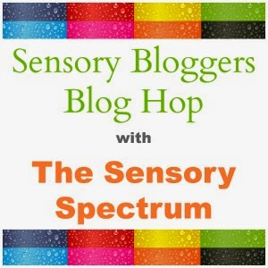 Monthly Contributor, The Sensory Spectrum Sensory Blog Hop