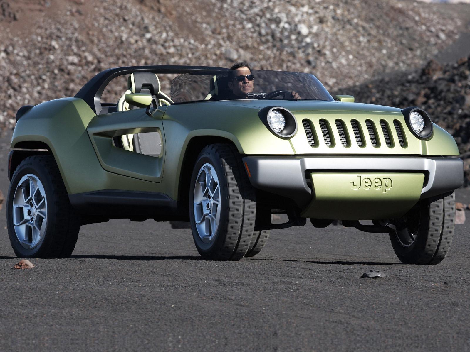 Download Gambar Mobil Jeep Renegade Concept 2008